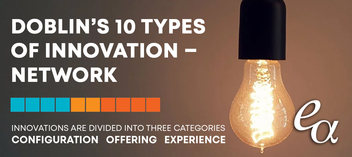 Doblin's 10 Types of Innovation – Network