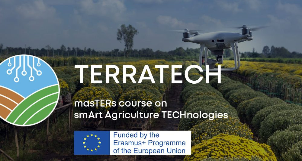 Terratech: masTERs course on smArt Agriculture TECHnologies