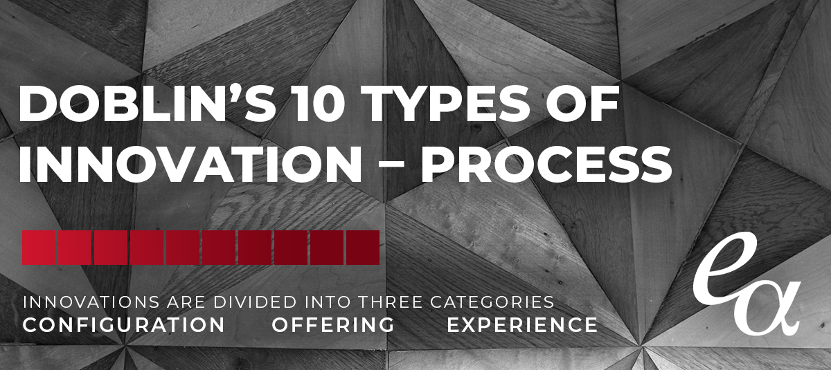 Doblin's 10 Types of Innovation – Process