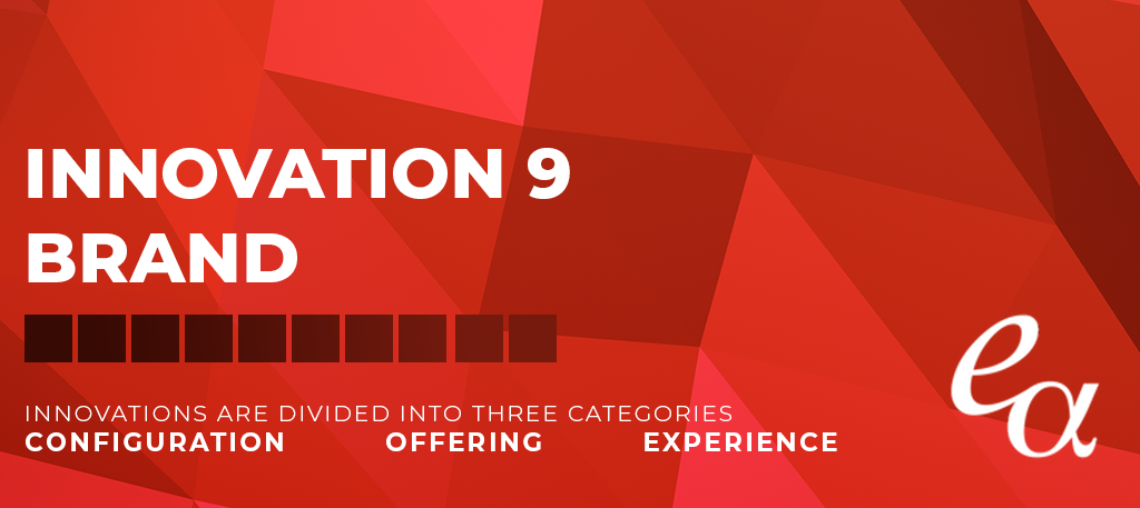Doblin's 10 Types of Innovation – Brand